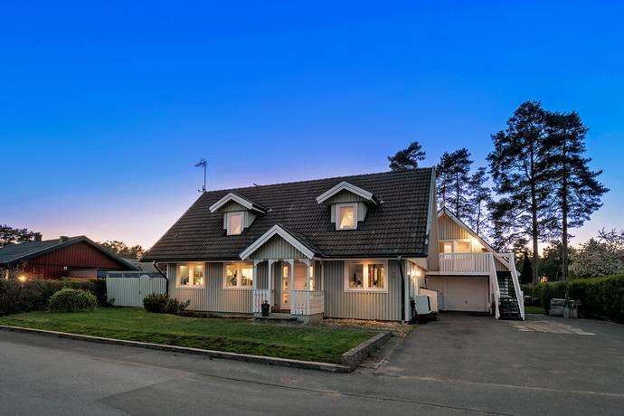 Bild: 149 m² villa på Barkassvägen 5, Kristianstads kommun