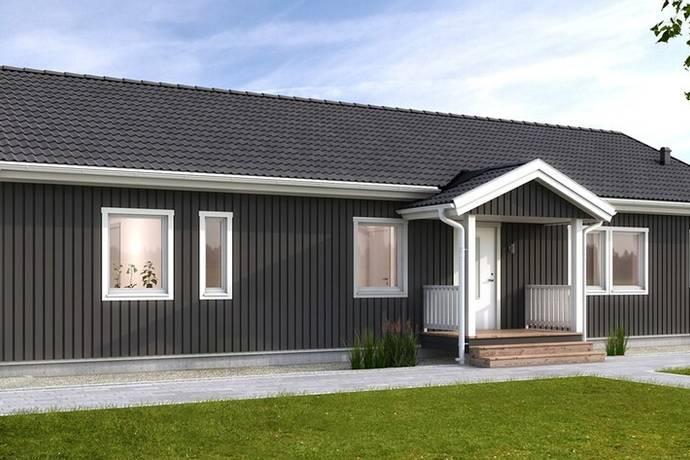 Bild: 4 rum villa på Sjömossvägen 19, Heby kommun Heby