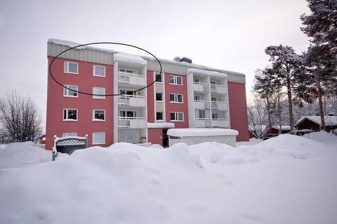 Bild: 2 rum bostadsrätt på Lägergatan 3, Kalix kommun Näsbyn