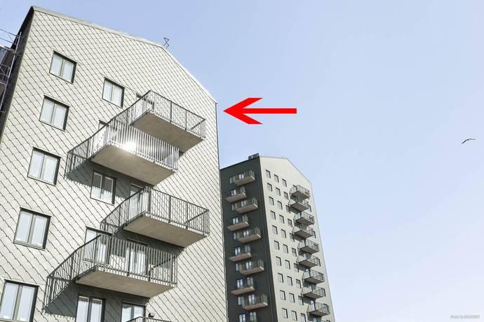 Bild: 2 rum bostadsrätt på Götaverksgatan, Göteborgs kommun Eriksberg - Lindholmen