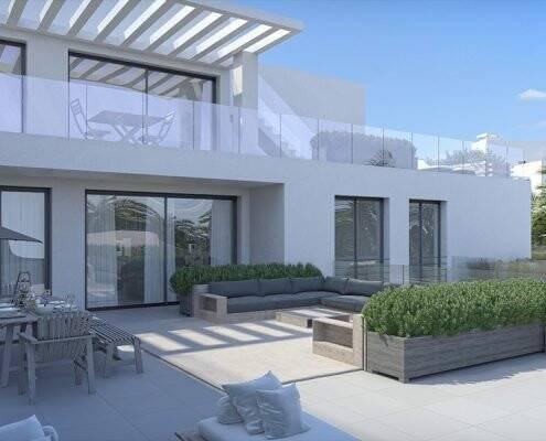 Bild: 4 rum bostadsrätt på Nyproduktion!  Möjlighet att köpa en lyxig ny lägenhet., Spanien Mijas Costa - La Cala de Mijas