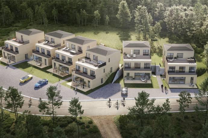 Bild från Vega - Kolartorp - Brf Haninge Terrassen