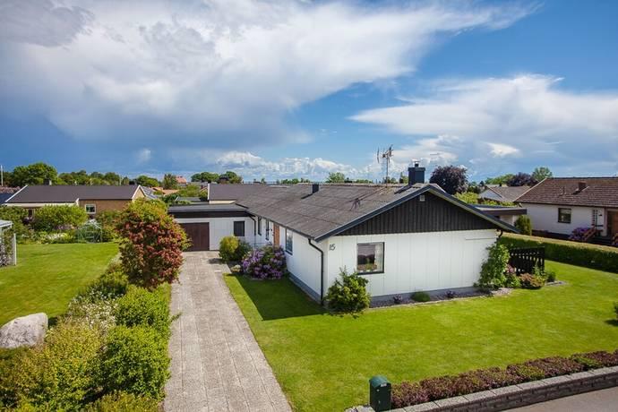 Bild: 6 rum villa på Västergatan 15, Hjo kommun Västermalm