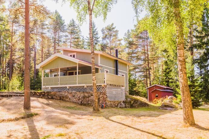 Bild: 4 rum villa på Hultemossen 4, Skövde kommun Timmersdala