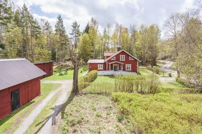 Bild: 6 rum villa på Vigelsbo gruvor  18, Östhammars kommun