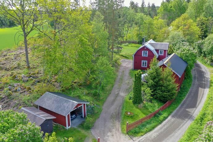 Bild: 3 rum villa på Västersälja 120, Heby kommun Östervåla