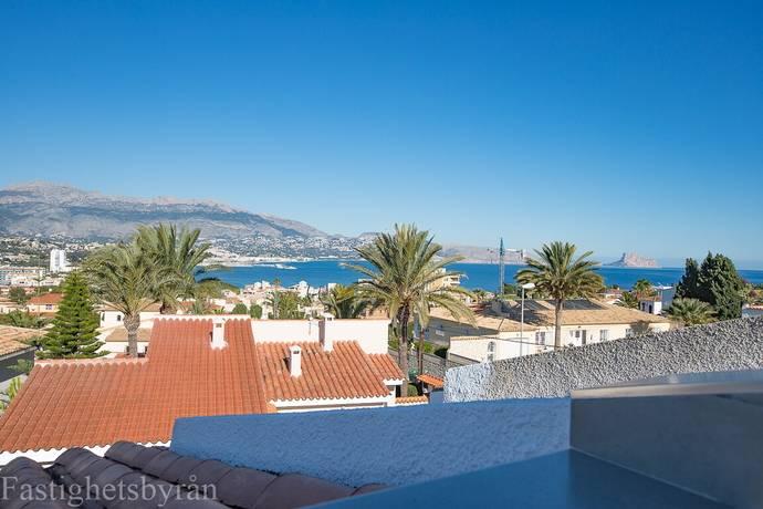 Bild: 3 rum radhus på Modernt radhus med havsutsikt!, Spanien Albir | Costa Blanca
