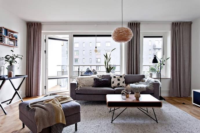 Bild: 4 rum bostadsrätt på Kadettgatan 3, Göteborgs kommun Kviberg