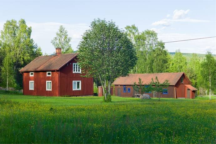 Bild: 5 rum villa på Hagälvsfall 30, Hagfors kommun