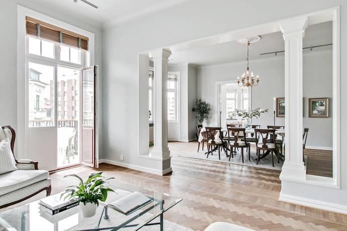 Bild: 6 rum bostadsrätt på Drottninggatan 51, Helsingborgs kommun Norr