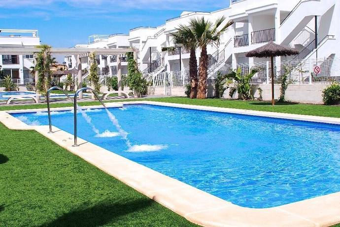 Bild: 4 rum bostadsrätt på Vista Bella - Aguas Nuevas, Spanien Torrevieja