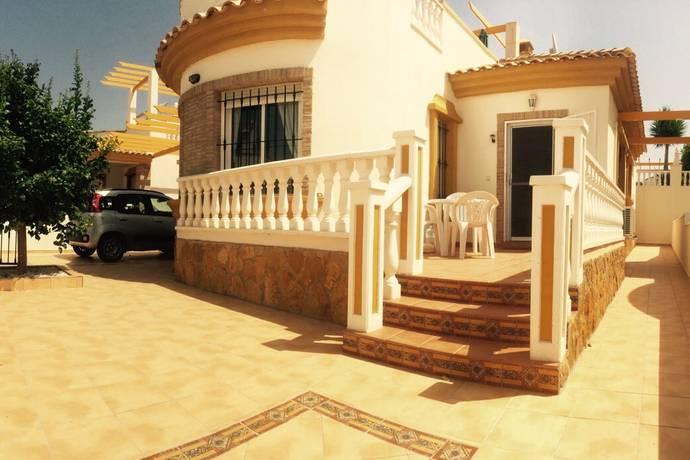 Bild: 3 rum villa på Fristående hus med 2-sovrum och 2-badrum, Spanien Pinar de Campoverde - Costa Bl