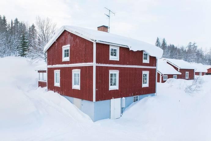 Bild: 7 rum villa på Gammelvägen 7, Ljusdals kommun Los