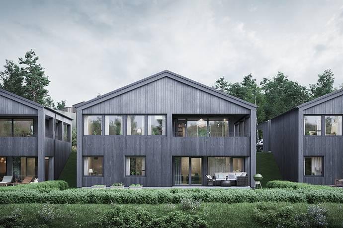 Bild: 6 rum villa på Brännåsvägen, Lerums kommun Lerum-Södra