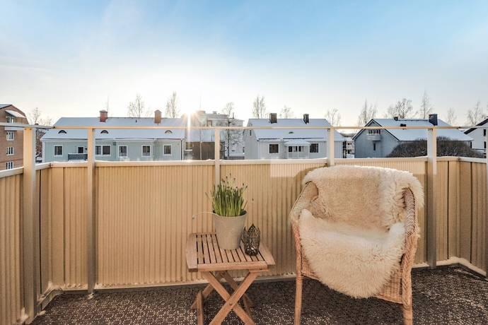Bild: 1 rum bostadsrätt på Döbelns plan 6, Umeå kommun Väst på stan