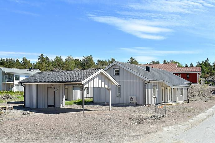 Bild: 4 rum villa på Hagabergsvägen 43, Trosa kommun Centralt