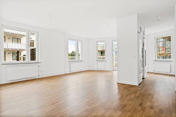 Bild: 3 rum bostadsrätt på Väderkvarnsgatan 6, Järfälla kommun Jakobsberg