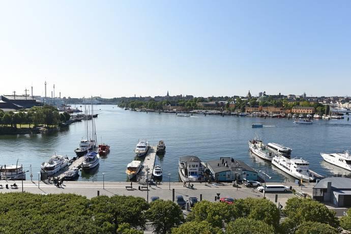 Bild: 11 rum bostadsrätt på Strandvägen 27, 4 och 5 tr, Stockholms kommun Östermalm