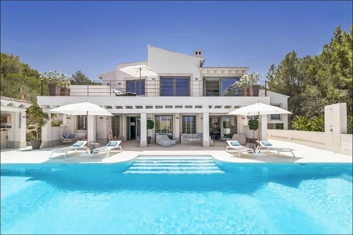 Bild: 6 rum villa på Villa, Mallorca - Santa Ponsa , ES, Spanien Santa Ponca