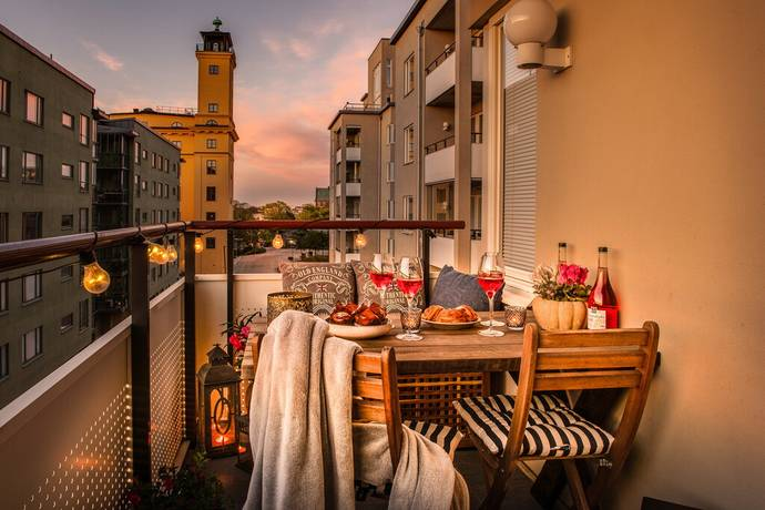 Bild: 3 rum bostadsrätt på Bageribacken 4, 3tr, Nacka kommun Saltsjöqvarn