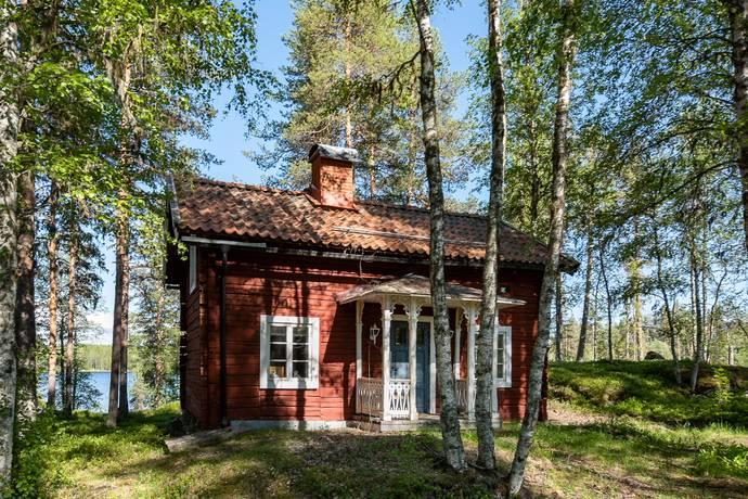Bild: 5 rum gård/skog på Singsjön 140, Östersunds kommun Brunflo