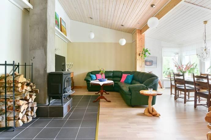 Bild: 6 rum villa på Dalkarlså 76, Robertsfors kommun Dalkarlså