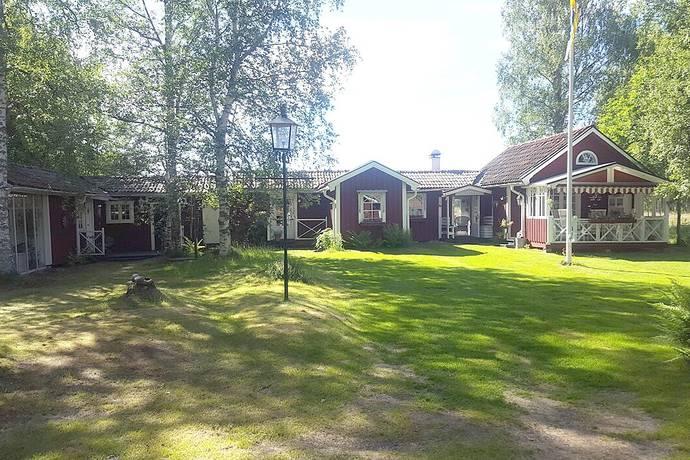 Bild: 3 rum villa på Kvarnvägen 8, Ockelbo kommun Åmotsbruk