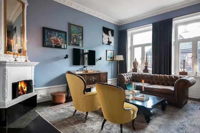 Bild: 3 rum bostadsrätt på Kungsholmsgatan 38, 4 tr, Stockholms kommun Kungsholmen
