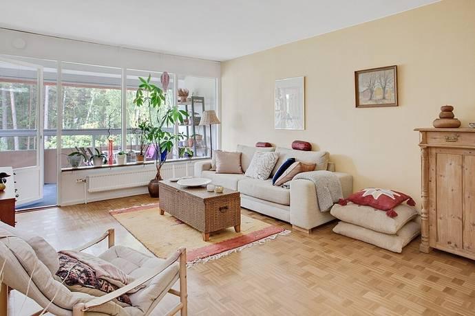 Bild: 3 rum bostadsrätt på Polstjärnegatan 37, Västerås kommun