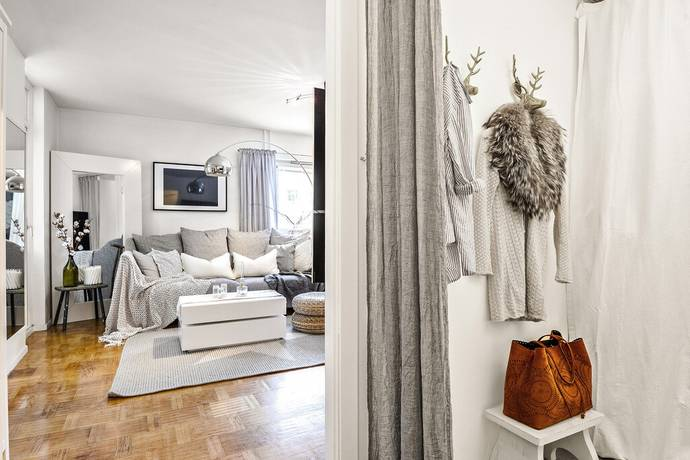 Bild: 1 rum bostadsrätt på Arvesgärde 2, Göteborgs kommun Tuve