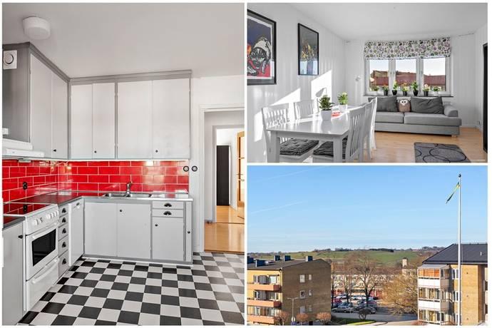 Bild: 2 rum bostadsrätt på Simrisvägen 4 A, Simrishamns kommun Simrishamn