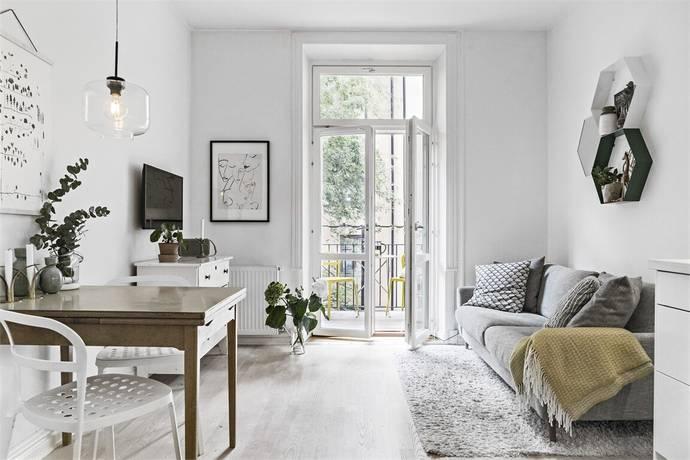 Bild: 2 rum bostadsrätt på Rörstrandsgatan 48, 1,5 tr ög, Stockholms kommun Vasastan - Birkastan
