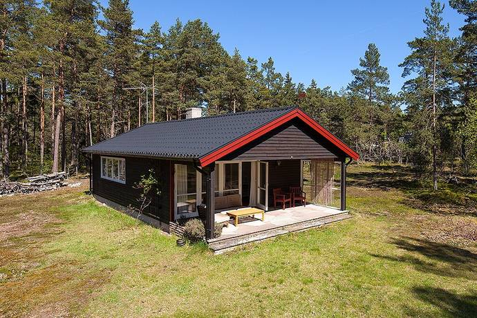 Bild: 57 m² fritidshus på Bergbacksvägen 11, Borgholms kommun Grankullavik
