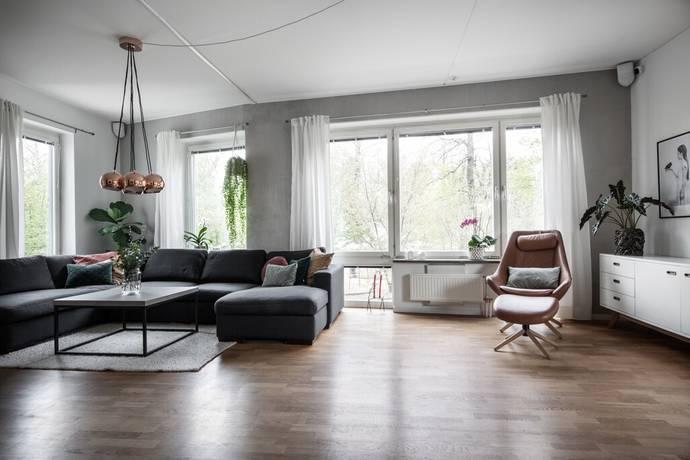 Bild: 4 rum bostadsrätt på Sickla Kanalgata 81, 3tr, Stockholms kommun Hammarby sjöstad
