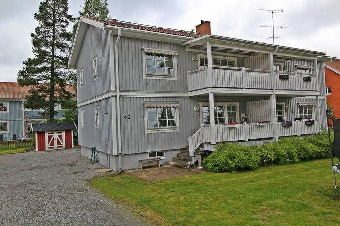 Bild: 6 rum radhus på Norra Hamngatan 43, Skellefteå kommun SKELLEFTEHAMN