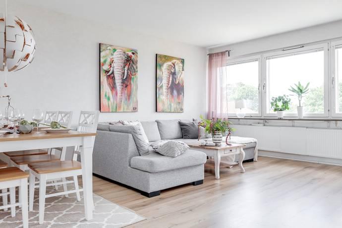 Bild: 3 rum bostadsrätt på Hantverkaregatan 28A, Svedala kommun Svedala
