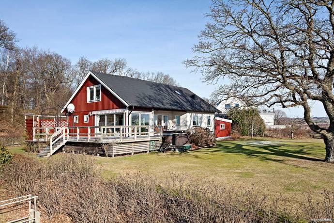 Bild: 6 rum villa på Vasaltsvägen 39, Båstads kommun Vasalt