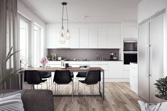Bild: 4 rum bostadsrätt på Viksjöplan 46, Järfälla kommun