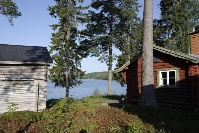 Bild: fritidshus på Harsa Grönvallvägen 6, Ljusdals kommun