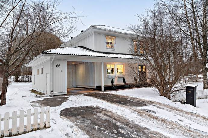 Bild: 5 rum villa på Färjevägen 66, Sundsvalls kommun