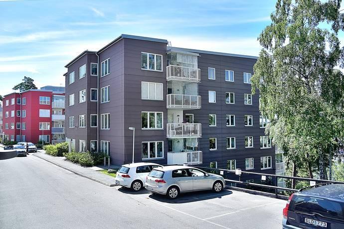 Bild: 1 rum bostadsrätt på Bruksgatan 2, Södertälje kommun Tallhöjden