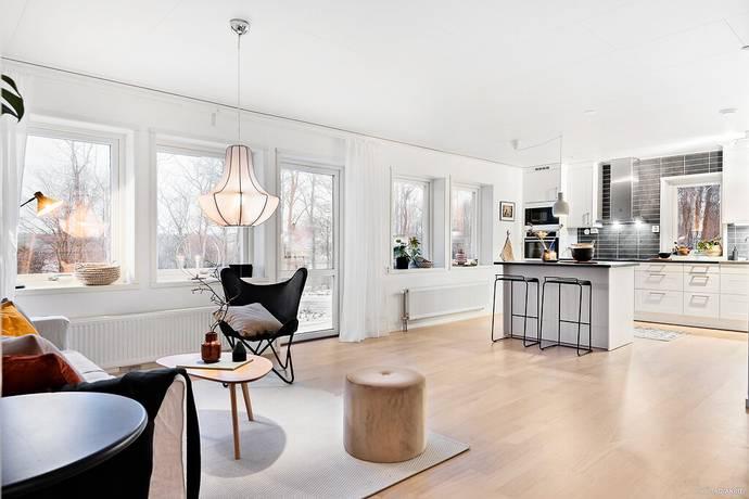 Bild: 4 rum villa på Kapelliden 14a, Varbergs kommun Frillesås-Stråvalla