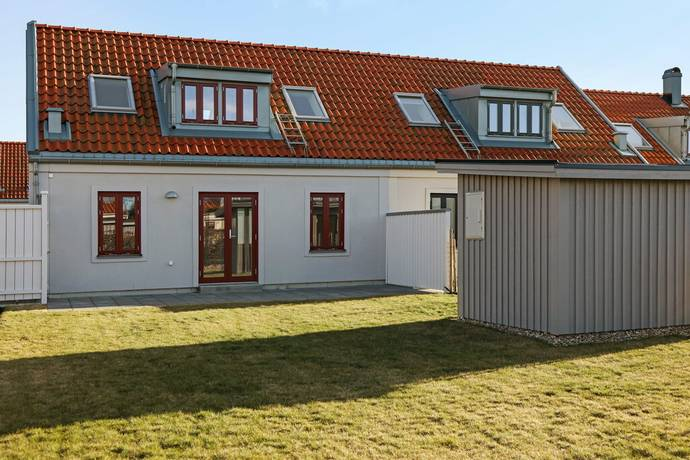 Bild: 3 rum radhus på Ekdahls Lycka 8A, Båstads kommun Torekov
