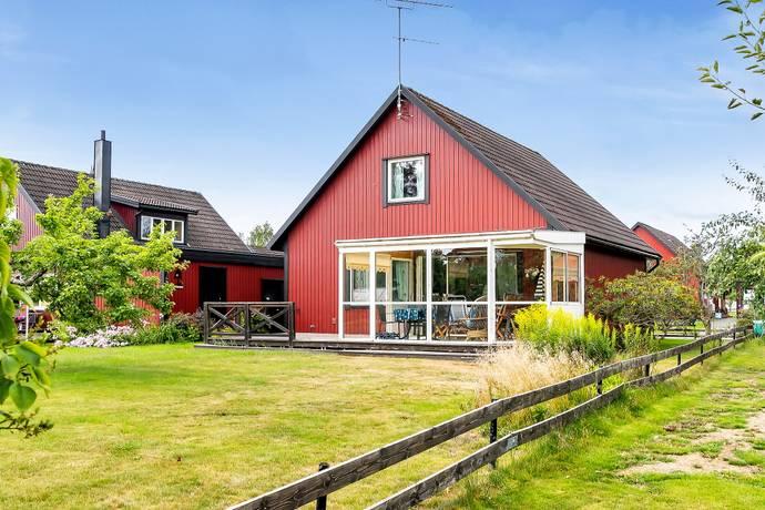 Bild: 5 rum villa på Johannavägen 29, Norrtälje kommun Hallstavik
