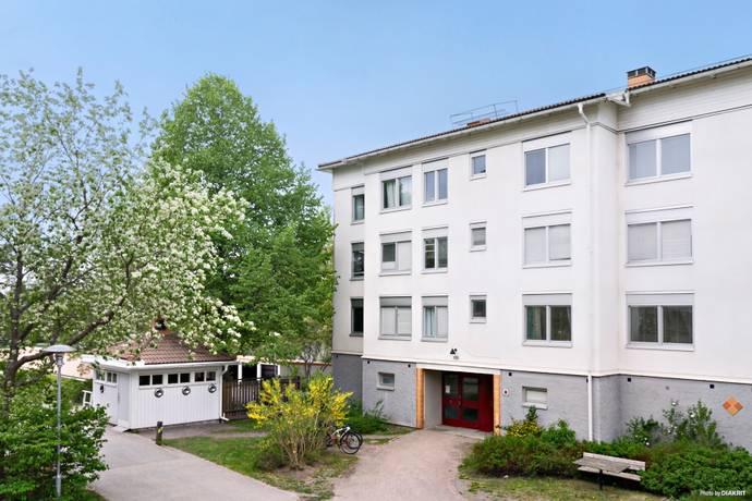 Bild: 3 rum bostadsrätt på Vallavägen 135, Haninge kommun Centrala Handen