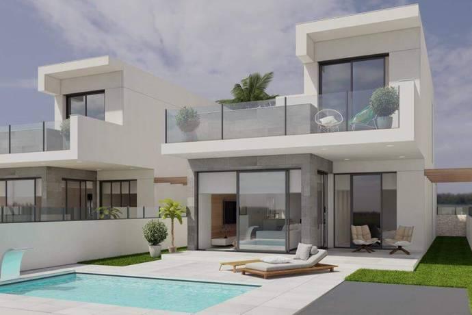 Bild: 4 rum villa på Villa i Cabo Roig, Alicante, Spanien Cabo Roig