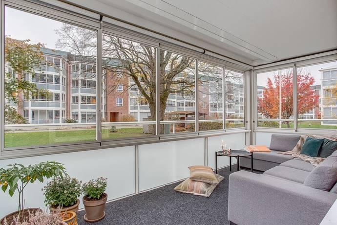 Bild: 3 rum bostadsrätt på Köpmansgatan 1 A, Falkenbergs kommun Centrum