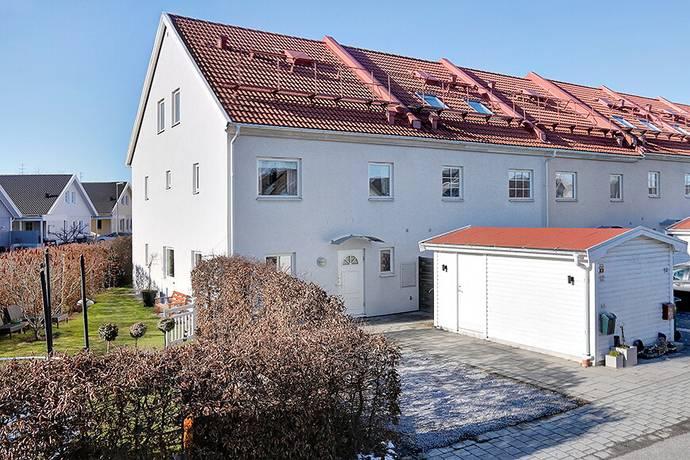 Bild: 5 rum radhus på Bäcklundagatan 12, Malmö kommun Kvarnby