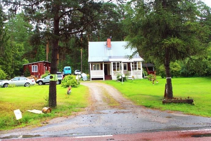Bild: 4 rum villa på Ångevägen 82, Ljusdals kommun Ramsjö