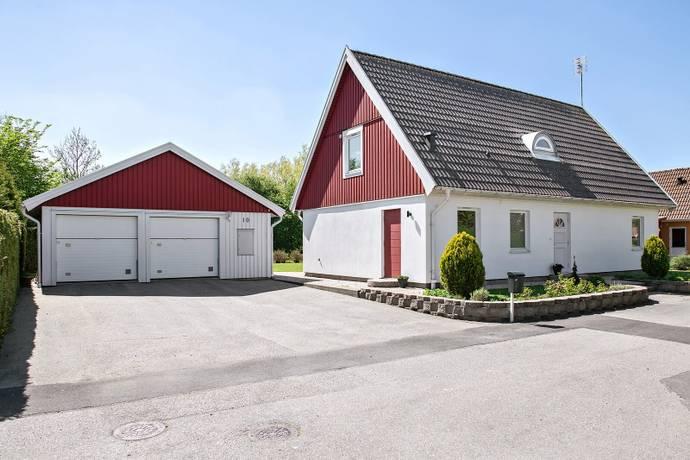 Bild: 6 rum villa på Daggrosgården 10, Landskrona kommun Häljarp